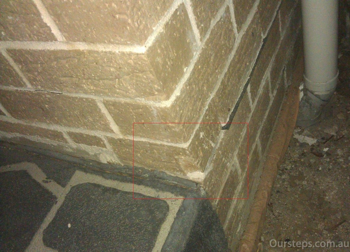 Is it easy to replace/fix this chipped brick?